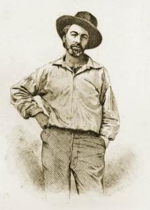 Walt Whitman, 1855