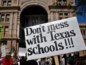 Save Texas Schools, 2011